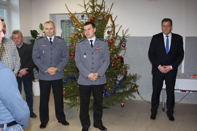 89a4624e06 Spotkanie opłatkowe w bielskiej Policji - Z Życia Komendy - KPP ...